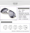 Aluminum Magnesium Men's Sunglasses Polarized Summer Reflective Coating Driving Sun Glasses Eyewear For Men