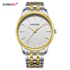 Casual Couple Quartz Watch Fashion Men Women Watches Waterproof Simple Lovers Wristwatches