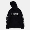 Peep Hoodies Love peep men/women Hooded Pullover sweater shirts male/female asunder cry baby hood hoodie Sweatshirts