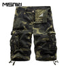 Summer Military Camouflage Shorts Men Designer Casual Cargo Shorts