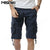 Summer Casual Shorts Men Cotton Slim Camouflage Men Cargo Shorts