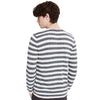 Autumn Men Casual Knitted Sweater Stripe Man Long Sleeved Sweater  Pullovers Male Clothing