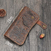 Genuine Creative Leather Wallet