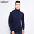 Autumn Winter Clothing Men's Sweaters Warm Slim Fit Turtleneck Men Pullover Cotton Knitted Sweater Men