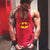 Golds Stringer Fitness Bodybuilding Tank Top