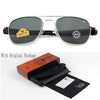 Fashion Sunglasses Men Army Designer Sun Glasses For Male Optical Glass Lens Oculos
