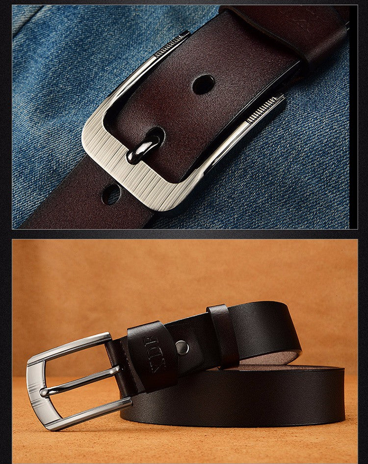 ab49cc87dfa4 Designer Belts Men High Quality classic Faux Cowhide Young Leather Belt  Buckle Men Belt Luxury Business