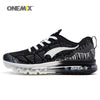 Men's sport running shoes music rhythm men's sneakers breathable mesh outdoor athletic shoe light male shoe