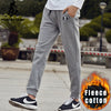 New casual men pants clothing fashion Autumn winter trousers male sweat pants baggy Fleece warm pants men