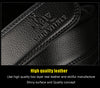 Men Belt Luxury Smooth buckle belts High quality buckles famous Cowhide leather belts for men