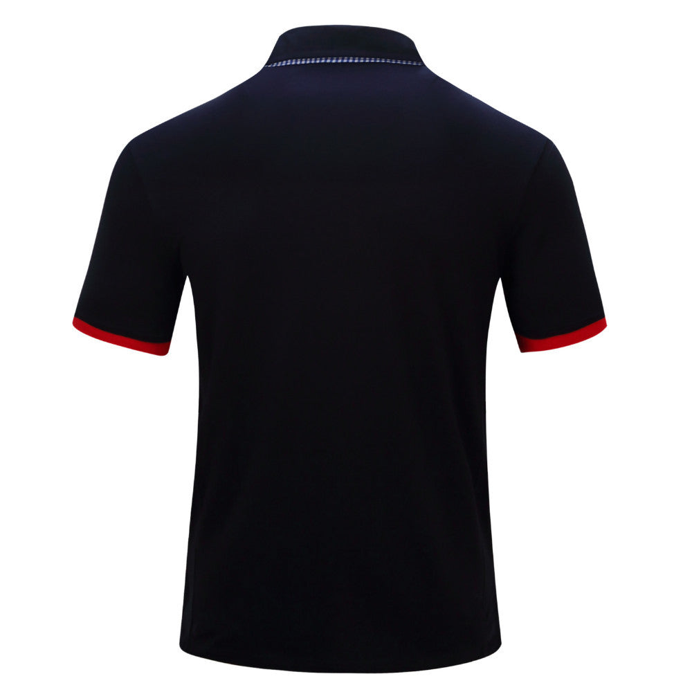 eb2915a3568b New Brand Men Polo Shirt Mens Solid Polo homme Casual Short Sleeve Tops for Man  Patchwork