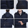 Design High Quality Cotton Clothing Winter Coat Men's Jackets Winter Thick Jacket Parkas
