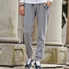 Winter men pants thicken fleece trousers clothing new fashion casual sweat pant male quality pants