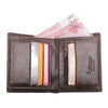 Genuine Leather Men Wallet Thin Design Short Wallet Casual Purse With Card Holder Coin Purses And Photo Holder Wallets