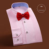Fashion Men Tuxedo Shirt Long Sleeve White Wedding Party Men Dress Shirt Formal Regular Fit Male Casual Shirts