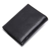 Business Trifold Purse Wallet Men Genuine Leather Vintage Wallet Organizer Card Holders Dollar Price