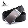 Men Belts for Male Waistband Removable Trimmer Buckles Men Real Leather belt Casual Design Buckle high quality ratchet