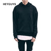 hoodies men fashion street wear mens tracksuit set hip hop sweatshirt clothing men hip hop damage oversize