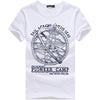Men shorts t shirt men fashion design pretty cotton young white slim straight t shirts o-neck