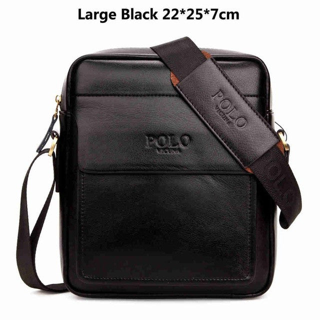 ae771768eb Business Men Messenger Bags Italy Design Leather Man Bag sacoche homme