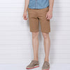 Summer Casual Men Shorts Male Solid Khaki Capris Beach Straight Short Pants Fashion Man Shorts