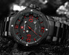 Luxury  Army Military Sports Watches Quartz Clock