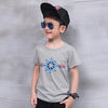 Kids New Design 100% Cotton T shirt Boys Kids Short Sleeve Tops T-shirt Tees Children Clothes Girls Clothing