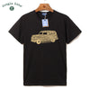 Men's T-shirt O-Neck Personality classic cars t shirt design men t shirts new