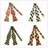 New 100% Silk Men Self Bow ties Luxury Plain Tie Bow tie Butterflies Business Wedding Multi-Colors