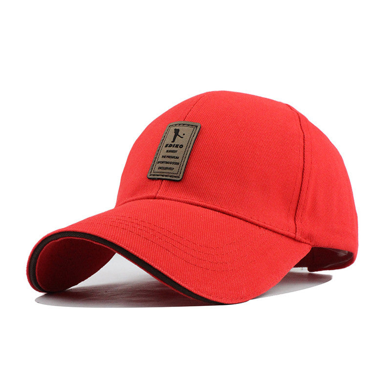Baseball Cap Fitted Snapback Adjustable Simple Solid Hats For Men Women Bone 4e77d20c602b