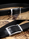 New Designer Belts Mens High Quality Luxury Leather straps Pin Buckle Black Business Trouser