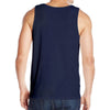 Fashion Tank Tops man 97% Cotton O-Neck Summer Male Sleeveless Vest Casual Printin High elasticity trend 6 9 8