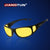 Night Vision Glasses Goggles Polarized Sunglasses New Designer Yellow Night Driving