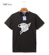 Men's T-shirt Locomotive t shirt design O-Neck short-sleeved t-shirt casual t shirts