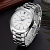 Luxury Men Quartz Watch Casual Fashion Full Steel Sports Wristwatches