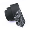 Design Men`s Ties Silk Skinny Ties For Men Narrow Gravata Slim Tie Necktie For Men`s Party Business