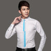 Skinny Tie Light Blue Slim NeckTie Men`s Tie 100% Silk New Casual Classic Fashion For Wedding Groom Party Business