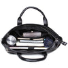 Business Men Briefcase Shoulder Bag Oil wax Leather Messenger Bags Computer Laptop Handbag Bag Men's Travel Bags