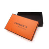 Original Paper Gift Box For Men Wallets Box Rectangle Shaped Fashion Protection Gift Boxes