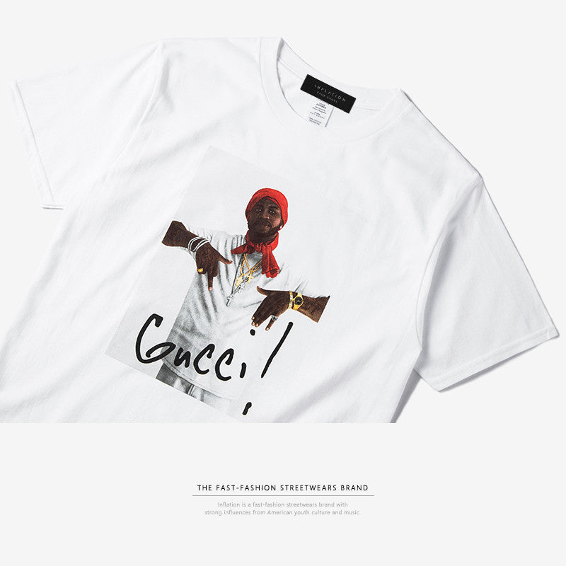 cdeabe4c4 Mens Hip Hop Men Streetwear Top Tees Casual Cotton T Shirt Hip Hop Graphic  Tees For