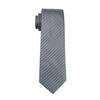 Men Ties Black Novelty Silk Jacquard Tie Hank Cuff links Set Men's Business Gift Ties For Men