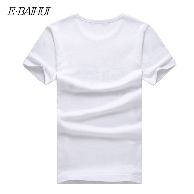 dd4810c5d new summer style Cotton men Clothing Man T-shirts Casual T-Shirts Swag skull