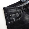 Straight Slim Fit Denim Jeans