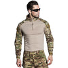 clothing paintball army cargo pants combat trousers multicam army tactical pants
