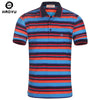 Summer Men Shirt Casual Tops Tee Shirt Home Los Hombres Slim Polo Shirt