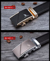 Famous Belt Men 100% Good Quality Cow skin Genuine Luxury Leather Men's Belts for Men,Strap Male Metal Automatic Buckle