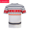 summer style mens t shirts fashion printing Clothing Swag Men T-shirts