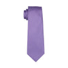 Men Ties Purple Stripe Tie Hank Cuff link Set Men's Business Gift Ties For Men
