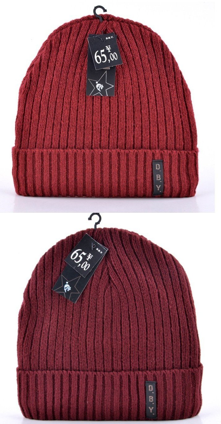 f21c2fab268 Men designer hats bonnet winter beanie knitted wool hat plus velvet cap  Thicker mask Fringe beanies