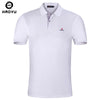 Men Polo Shirt Clothing Solid Polo Shirts Short Sleeve Tee Shirt Polo 12 Colors